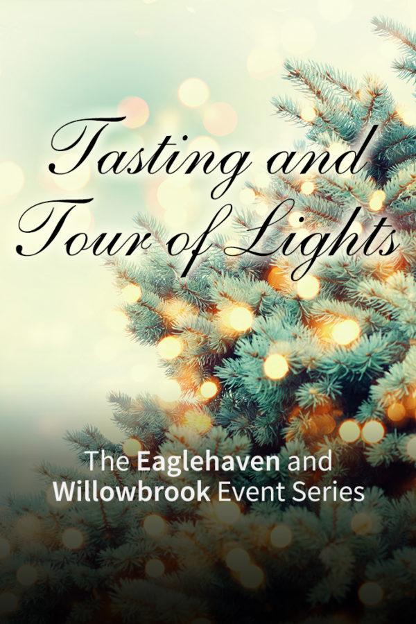 Christmas Tasting and Tour of Lights