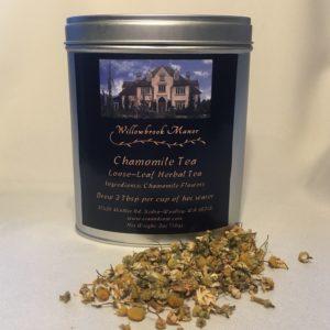 Loose leaf Chamomile Tea, Large Tin