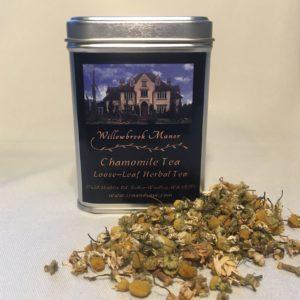 Loose leaf Chamomile Tea, Medium Tin