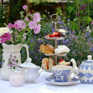Weeding and Tea: A country experience