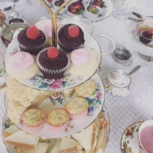 Tea Time Display